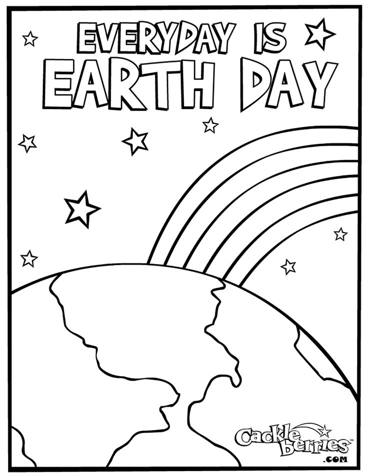 736x952 earth day coloring sheet day coloring pages kids - Earth Coloring Page