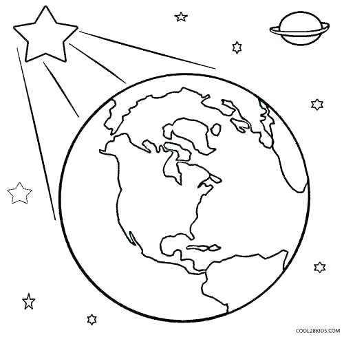500x490 Good Earth Day Coloring Pages Free Download Page Printable