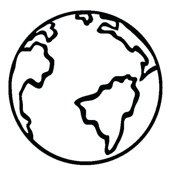 600x612 Coloring Pages Earth Earth Day Coloring Pages 4 Coloring Page