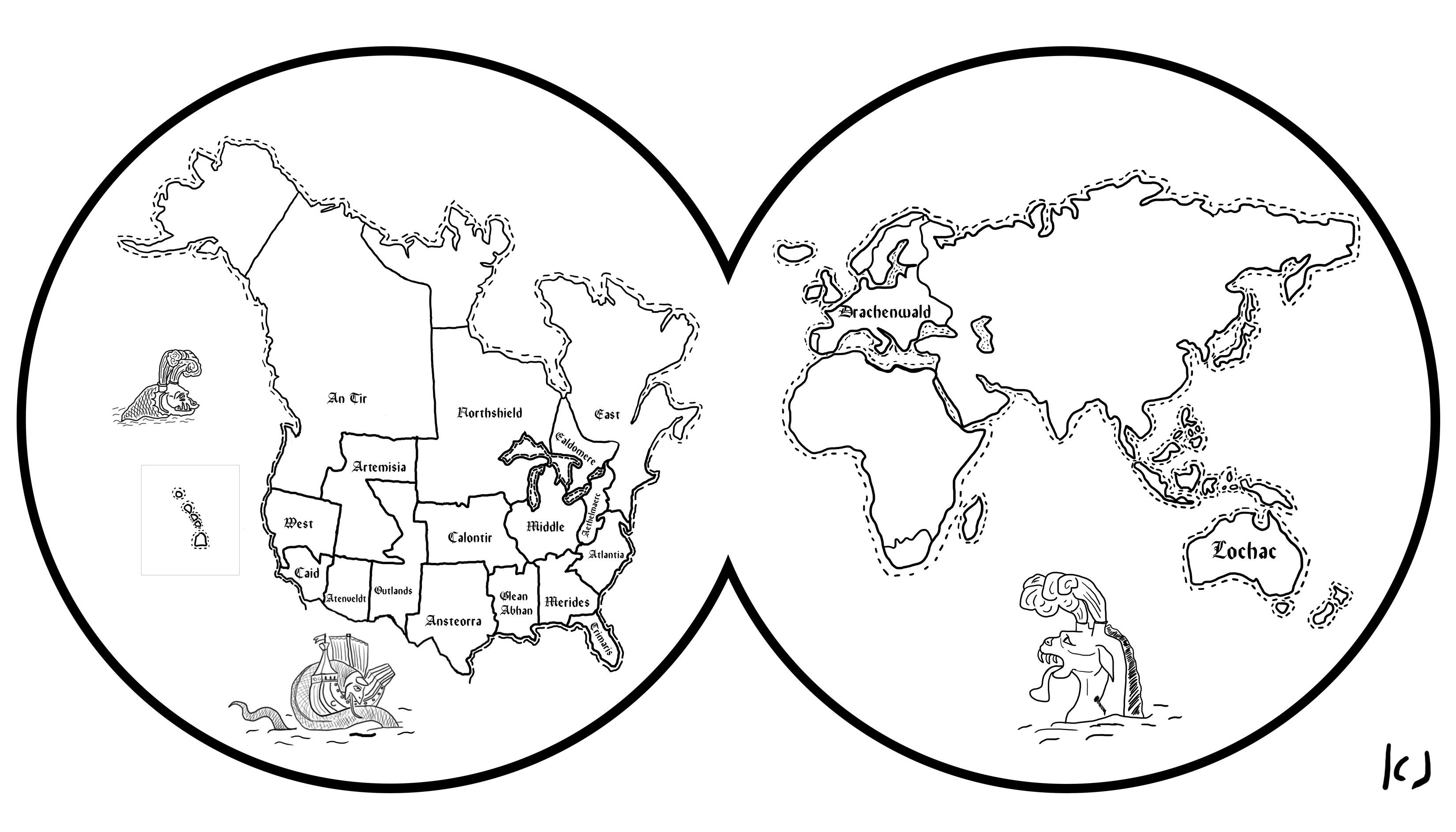 Earth map drawing at getdrawings free for personal use earth 3300x1886 a new version of the known world map blastedoak gumiabroncs Image collections