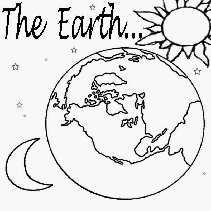 Earth Planet Drawing At GetDrawings