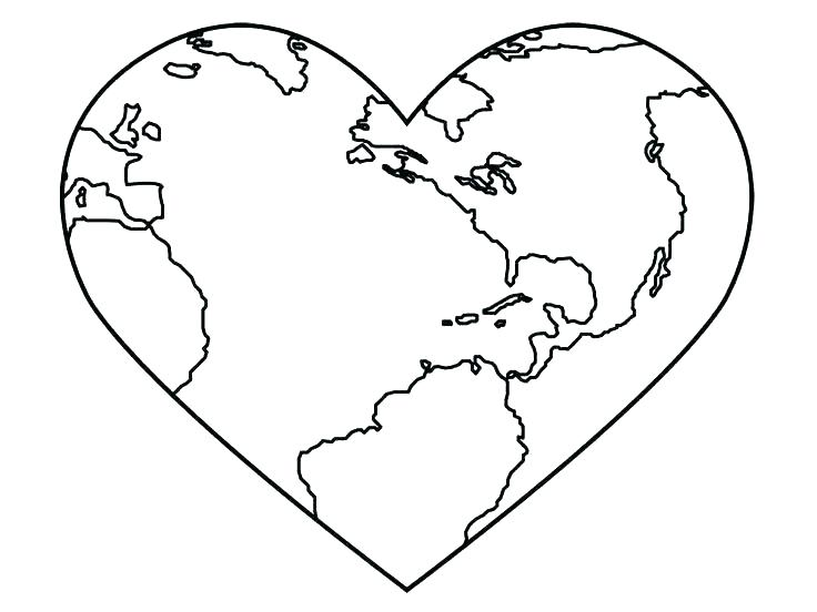 736x552 Planet Earth Coloring Page Coloring Page Of Earth Planet Earth