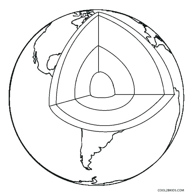 620x641 Planet Earth Coloring Page Our Escape