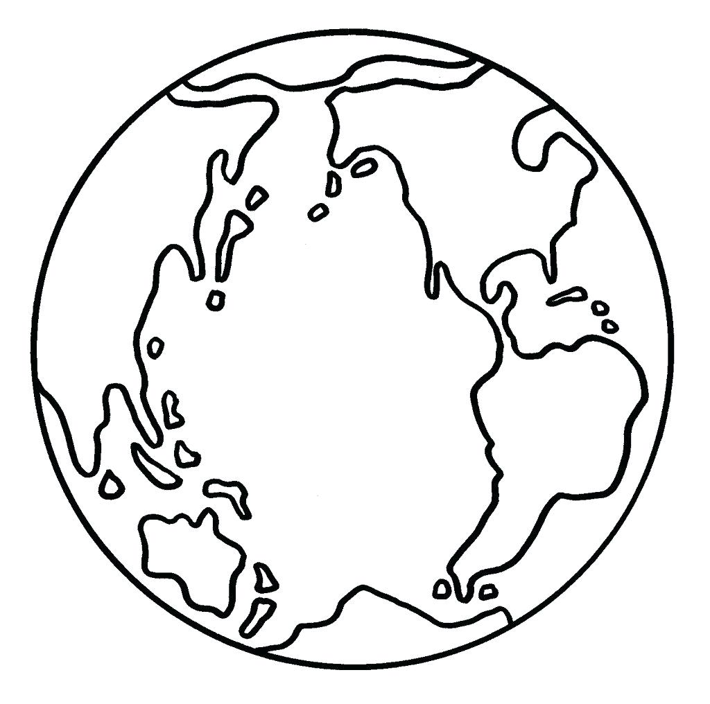 1024x1016 Coloring Planet Earth Coloring Pages