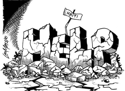 500x363 The Predicament Of Haiti's Earthquake To Jamaica