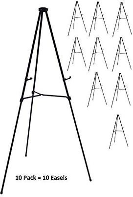 272x400 Display Easels 38225 Lightweight Aluminum Telescoping Display