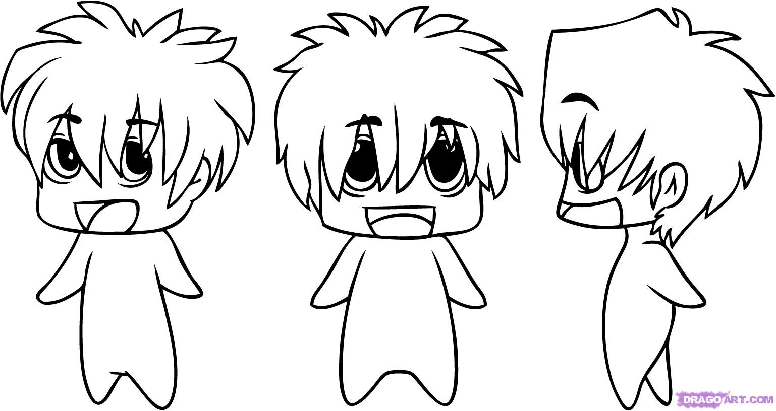 1538x816 Easiest Anime To Draw Anime Simple Drawing