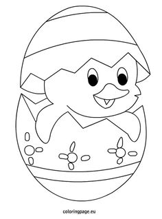236x318 Easter Chick Coloring Pages Easter Chick Coloring Pages Fun