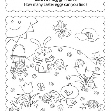 420x420 Easter Ideas And Activities For Kids Easter Printables, Easter