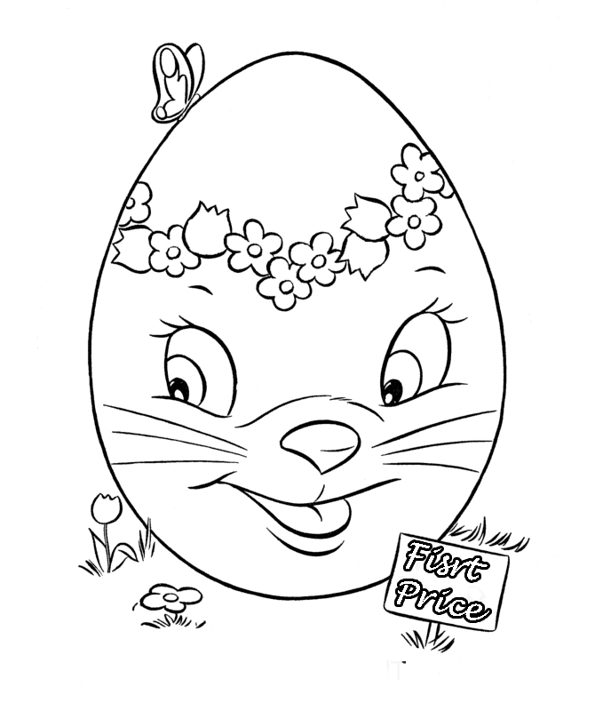 670x791 Easter Drawing Ideas
