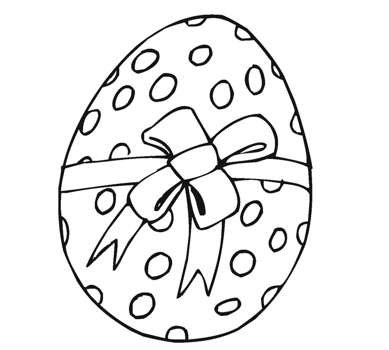 800x720 Drawings Of Easter Eggs Happy Easter 2018