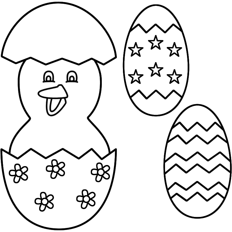 Easter Drawing Templates at GetDrawingscom Free for personal use