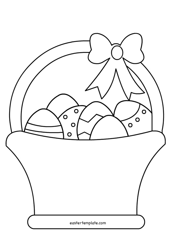 Juicy image intended for easter bunny templates printable free