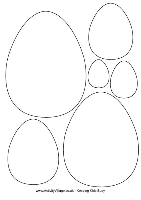 Easter egg drawing template at getdrawings free for personal 460x652 easter egg template maxwellsz