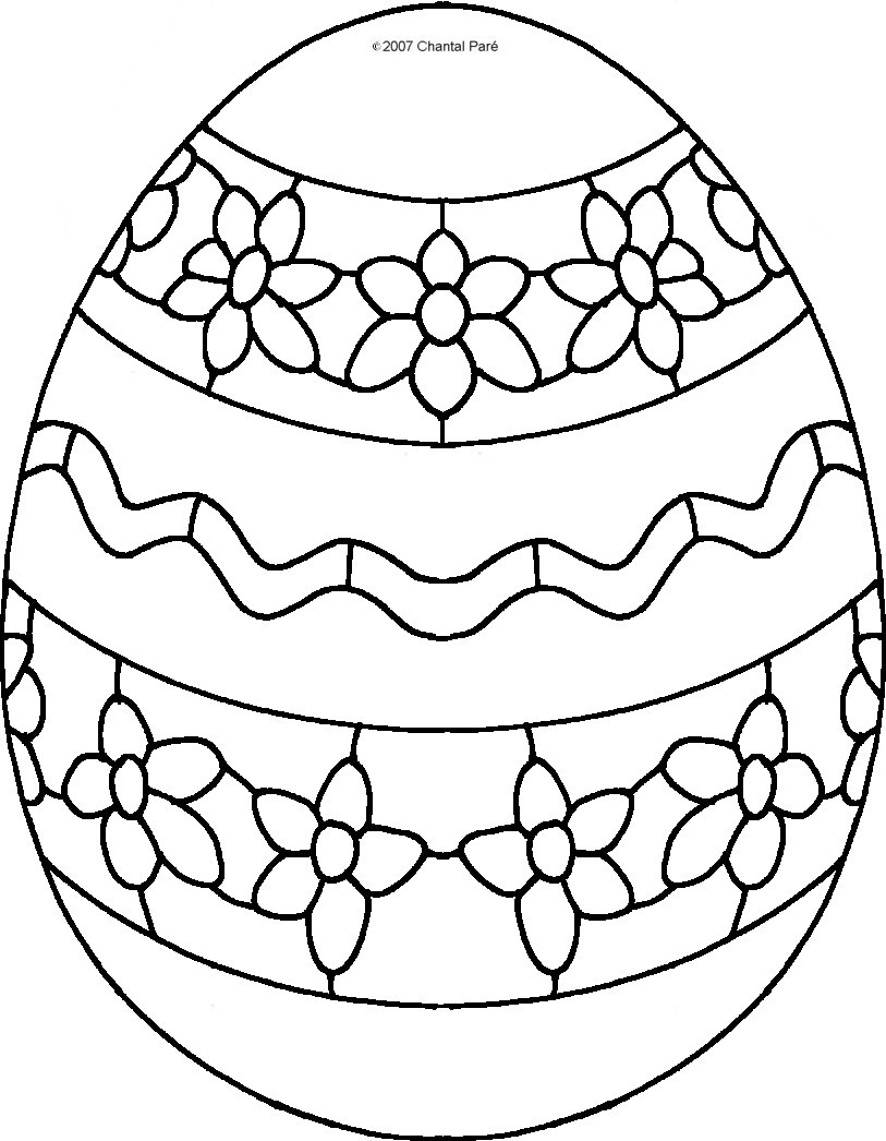 813x1046 Fancy Easter Egg Coloring Pages Faberge Egg Coloring Page