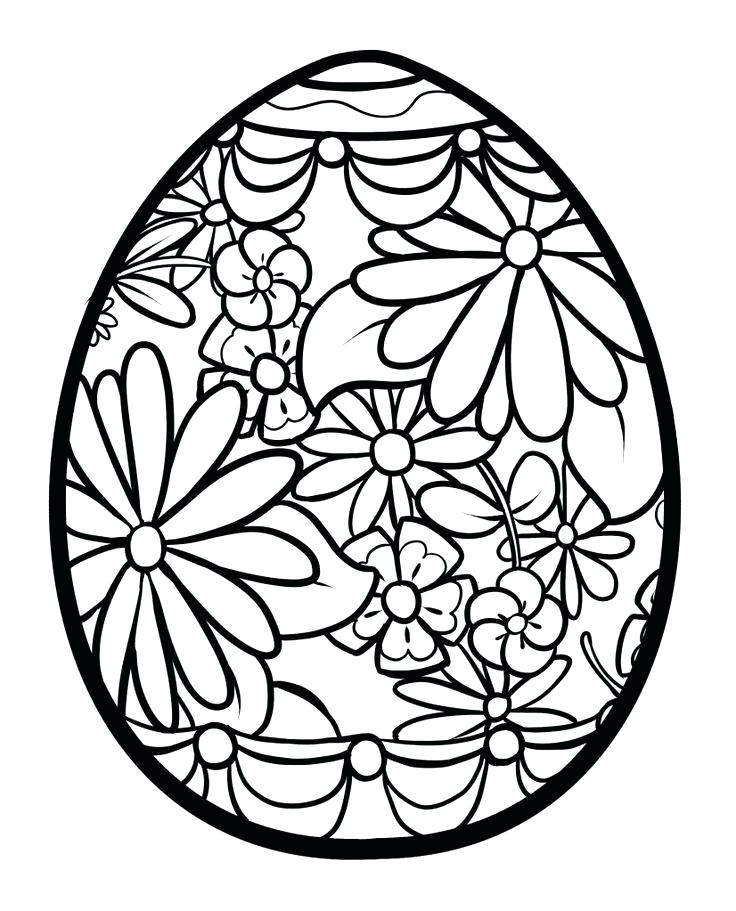 736x911 Coloring Pages Of Eggs Coloring Pages Of Eggs Coloring Pages