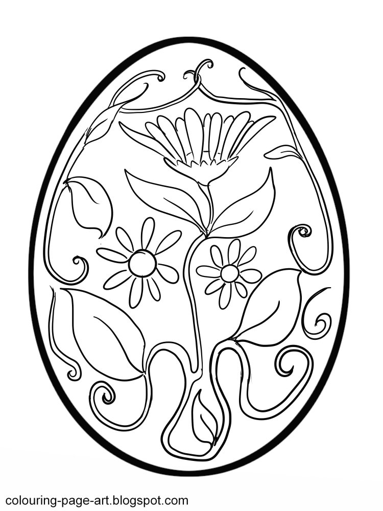 750x1000 Colouring Page Art