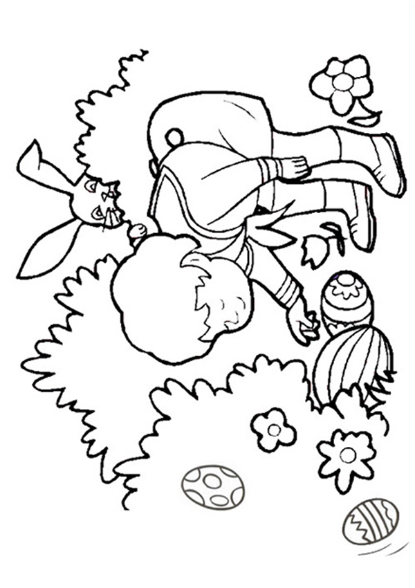 600x850 Hunt Coloring Pages