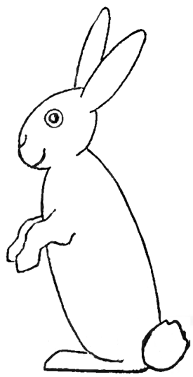 275x535 How To Draw Bunny Rabbits For Easter With Easy Step By Step