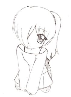 236x321 Cute Anime Girl Easy To Draw