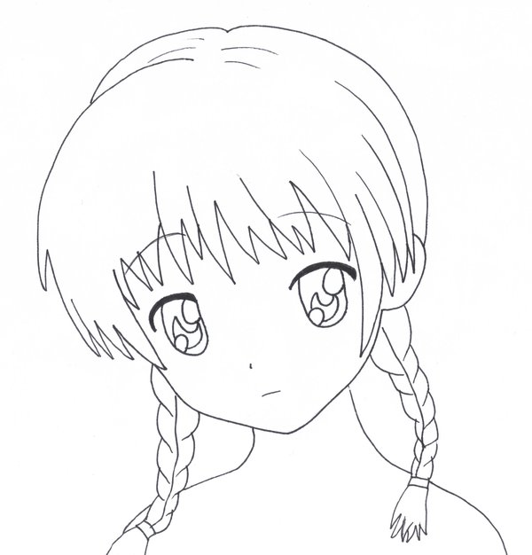 600x626 cute anime girl by toboe217 on deviantart