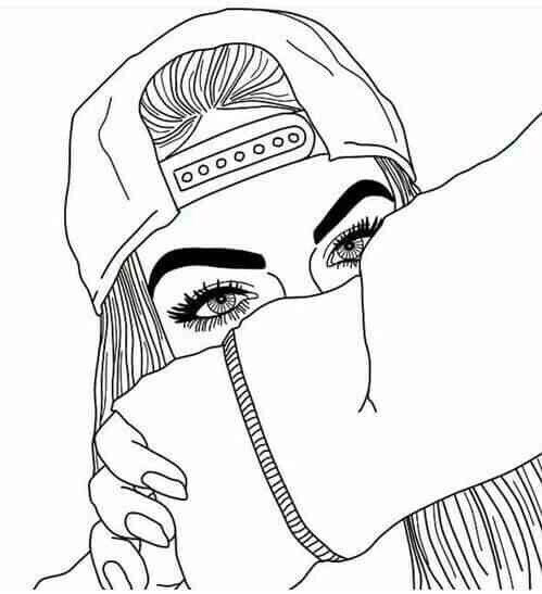 499x547 art black and white cool doodle drawing easy eyebrows
