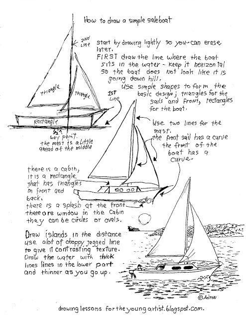 494x640 Basic Drawing Tutorial For Elementary Basic Drawing, Art Studios