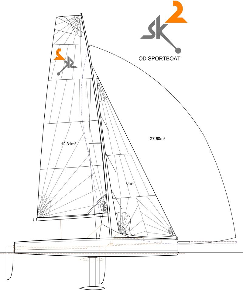 800x954 The Boat Sk2 Sailing