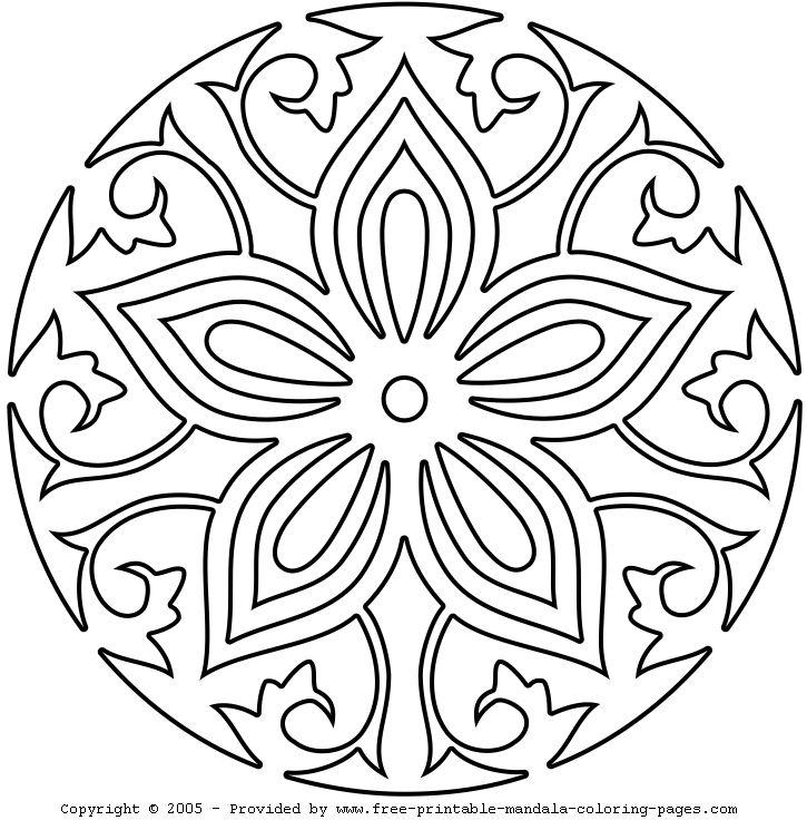 725x745 Free Printable Adult Coloring Pages Easy Buddha Printable