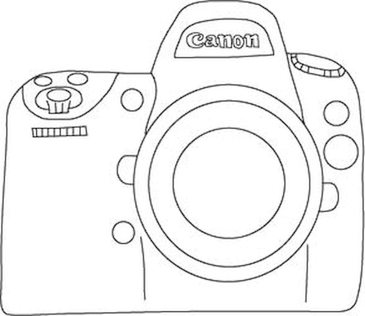 Easy Camera Drawing
