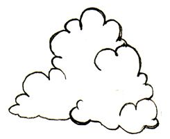 Easy Cloud Drawing