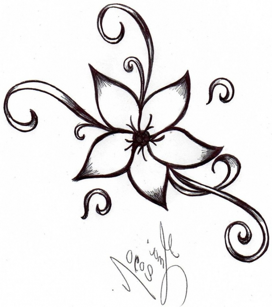 907x1024 Simple Drawing Designs Easy Cool 3 Decoration