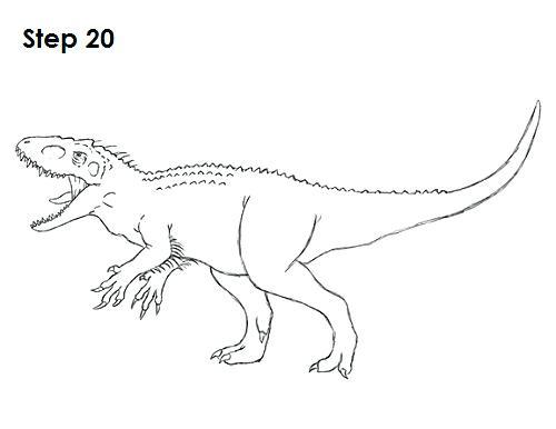500x386 Easy To Draw Dinosaur Draw Dinosaur Draw Simple Easy Dinosaur Affan