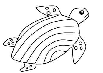 350x250 Easy to Draw Animals for the Young or Old Draw animals, Animal