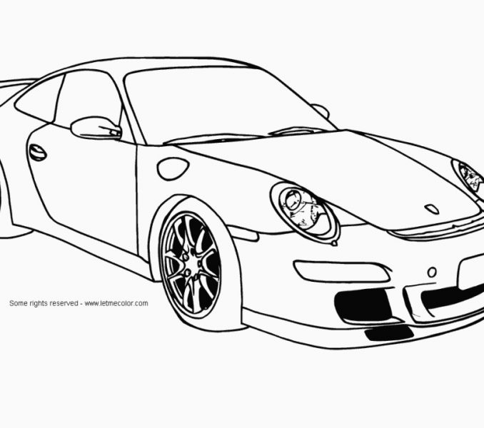 678x600 Coloring Pages For Boys Cool Car Coloring Pages For Boys Free