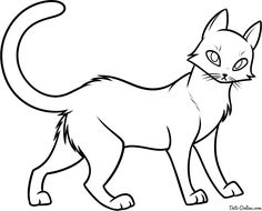 236x190 Cute Anime Cat Drawing Cats Are Soooo Cute! My Girl