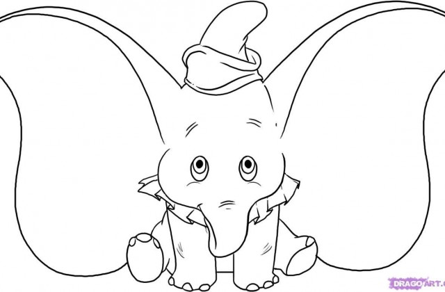 640x420 Tag For Elephant Easy Drawing How Draw Elephant Easy Drawings