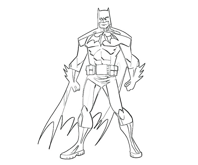 Easy Drawing Of Batman at GetDrawings | Free download