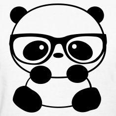 235x235 Cute Panda Drawings Panda Drawing I Made It Using Corel Draw