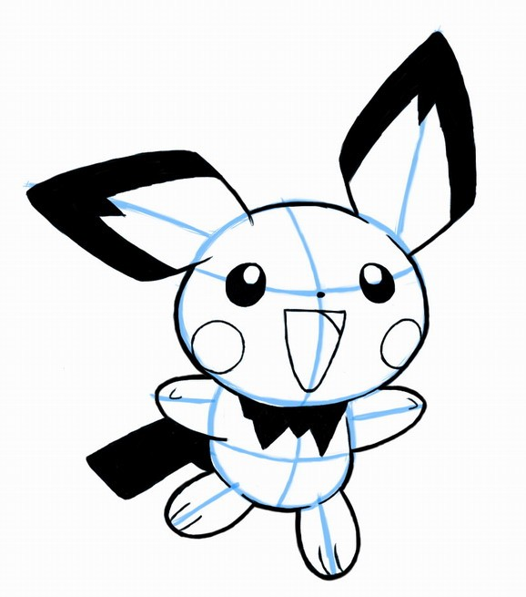 Easy Drawing Of Pokemon At Getdrawings Com Free For Personal Use