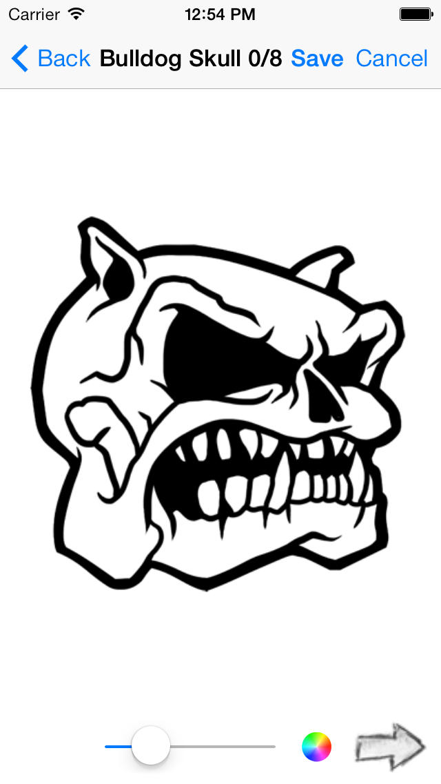 640x1136 How To Draw Tattoo Skulls Pro Apps 148apps