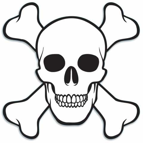 480x480 Cover Up Simple Skull Drawings Easy Drawings Of Skulls Clipartsco