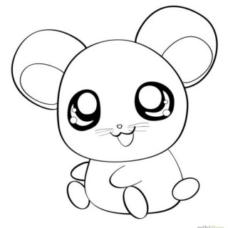 320x320 Easy To Draw Cute Cartoon Animals With Big Eyes Animal Drawings