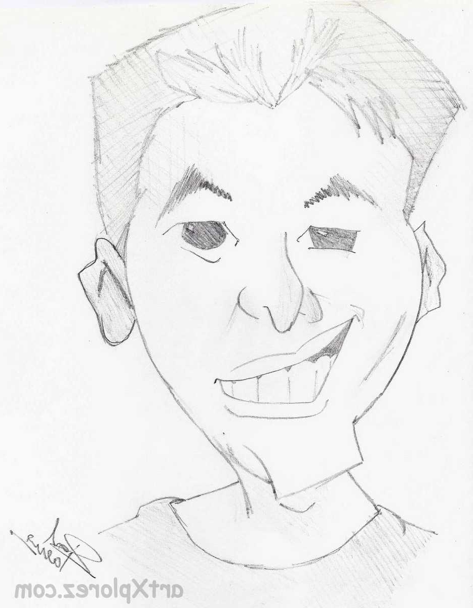 934x1200 easy pencil drawings of boys face very easy sketch boy face