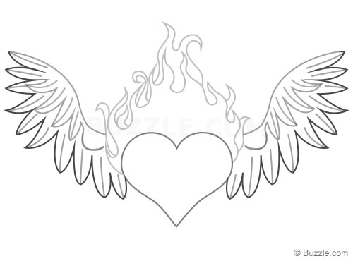 Easy Hearts Drawing At Getdrawings Com Free For Personal Use Easy