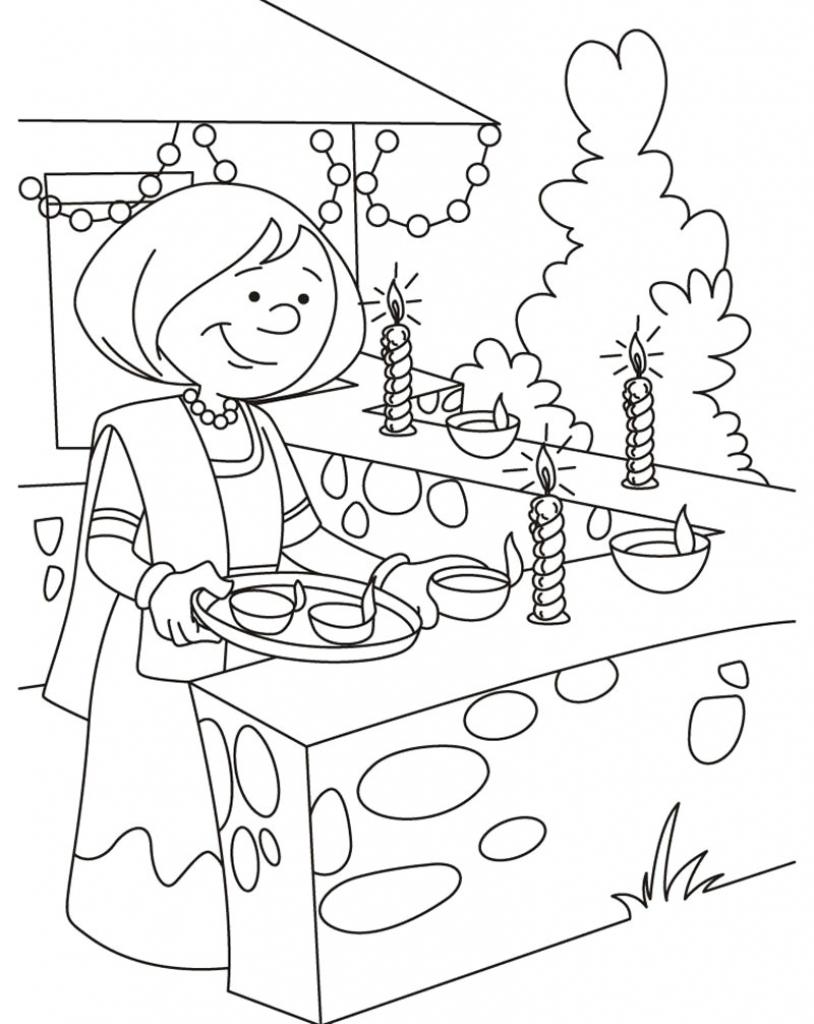 814x1024 Kids Drawing Sketch