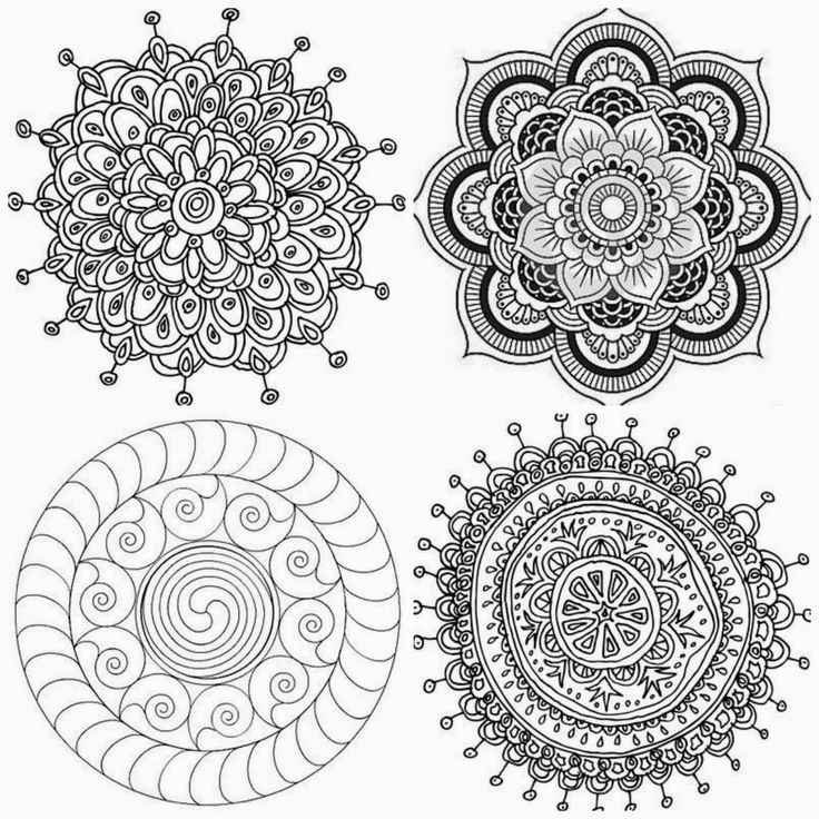736x736 20 Best Mandala References Images On Mandalas, Board