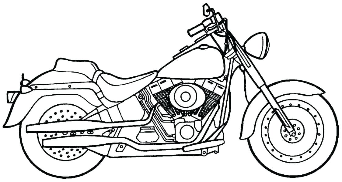 1124x600 motorcycle coloring pages motorcycle coloring pages for adults