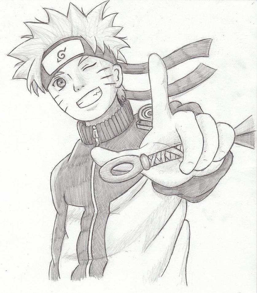 837x954 Happy Birthday, Naruto! By Pura Cera