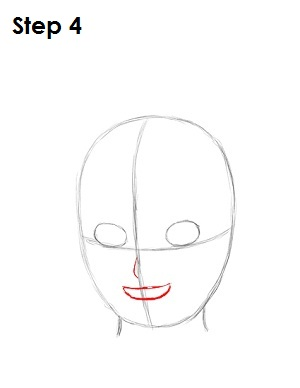 300x388 How To Draw Naruto